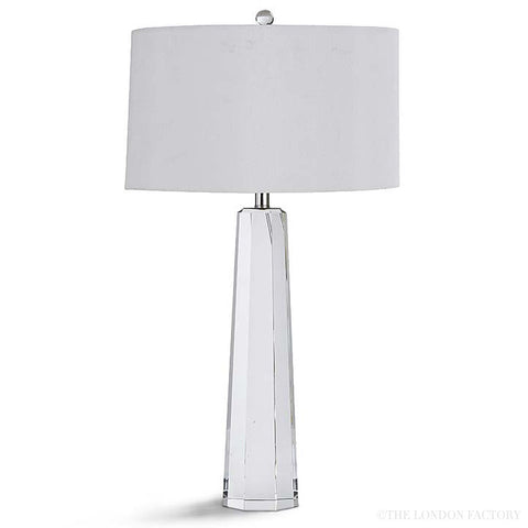 Ceuta Crystal Table Lamp