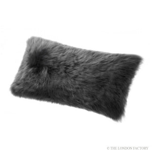 Sherling Sheepskin Lumbar Cushion