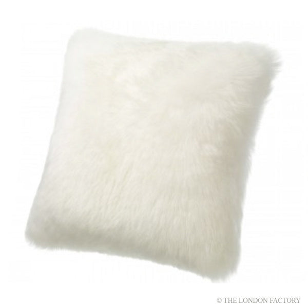 Sherling Accent Cushions & Floor Pillows