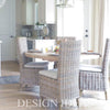 Palma Rattan Dining Chair