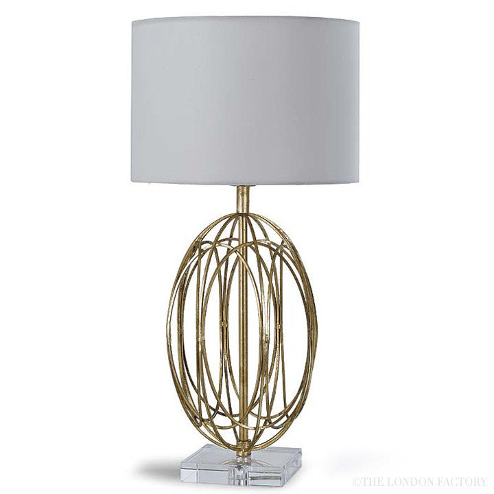 Toledo Gold Table Lamp