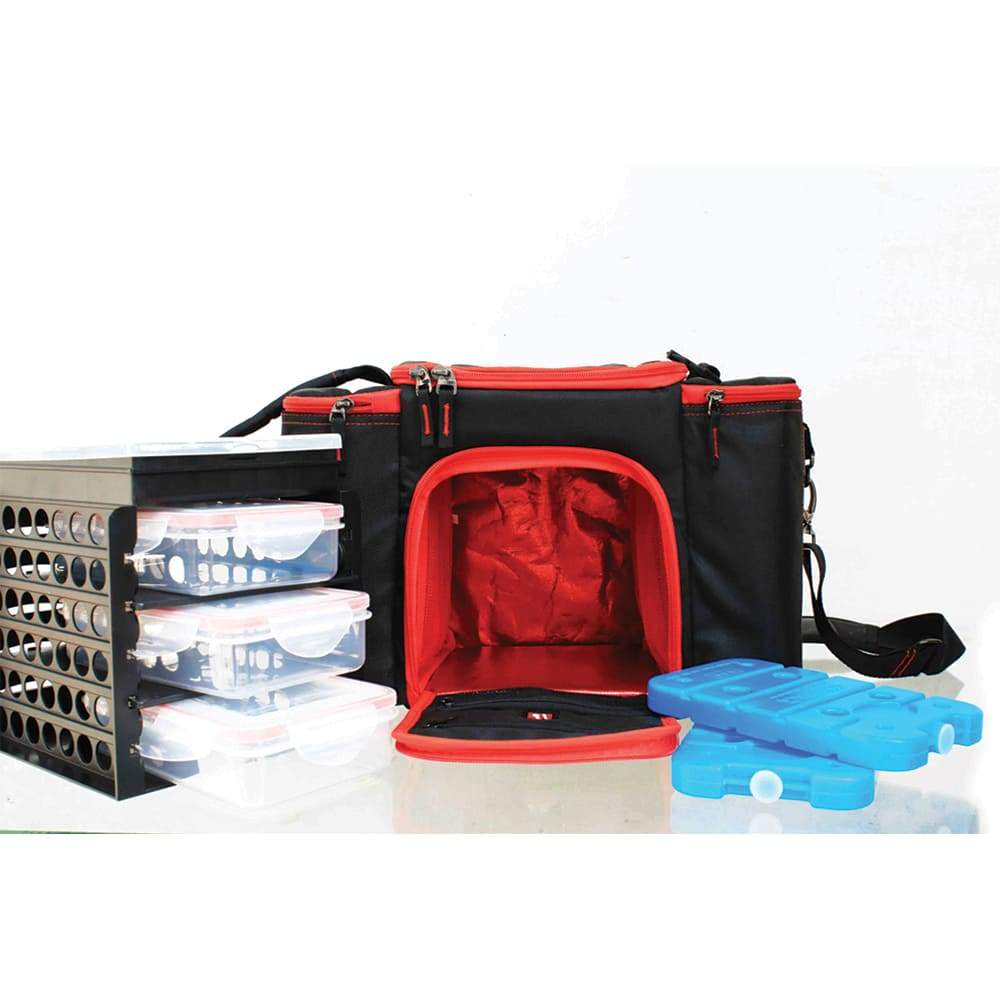 IShake Meal Management Plastic Sports Bag
