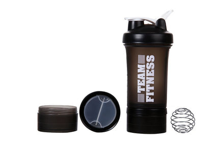 iShake Easy Stack Shaker Bottle Black