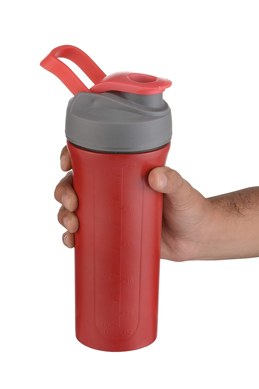 iShake Stainless Steel Metal BPA Free, Leak Proof, Shaker Bottle