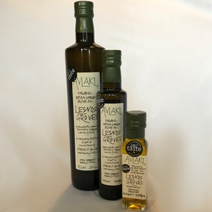 Lesvos Groves - Organic Extra Virgin Olive Oil