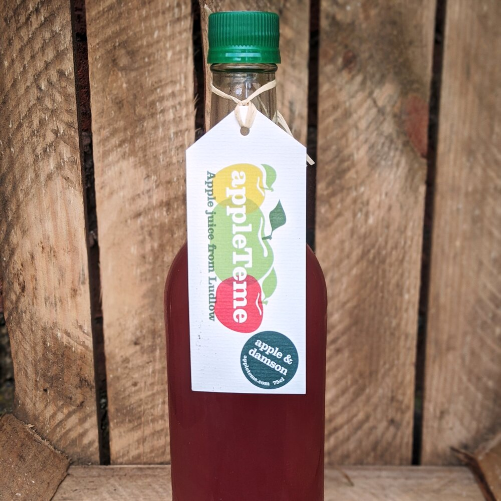 Apple & Damson Juice