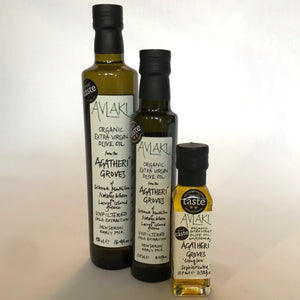 Agatheri Groves - Organic Extra Virgin Olive Oil