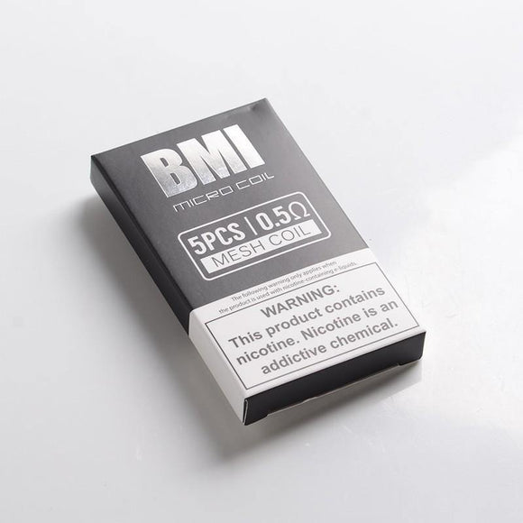 พร้อมส่ง - BMI Replacement Mesh DTL 0.5Ohm