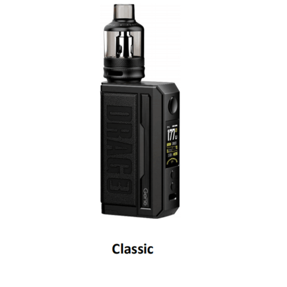 Voopoo Drag 3 177W Starter Kit with TPP Tank (Pre Order)