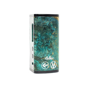 Ultroner Stabilized Wood Aether Squonk Mod 80W (Pre Order)