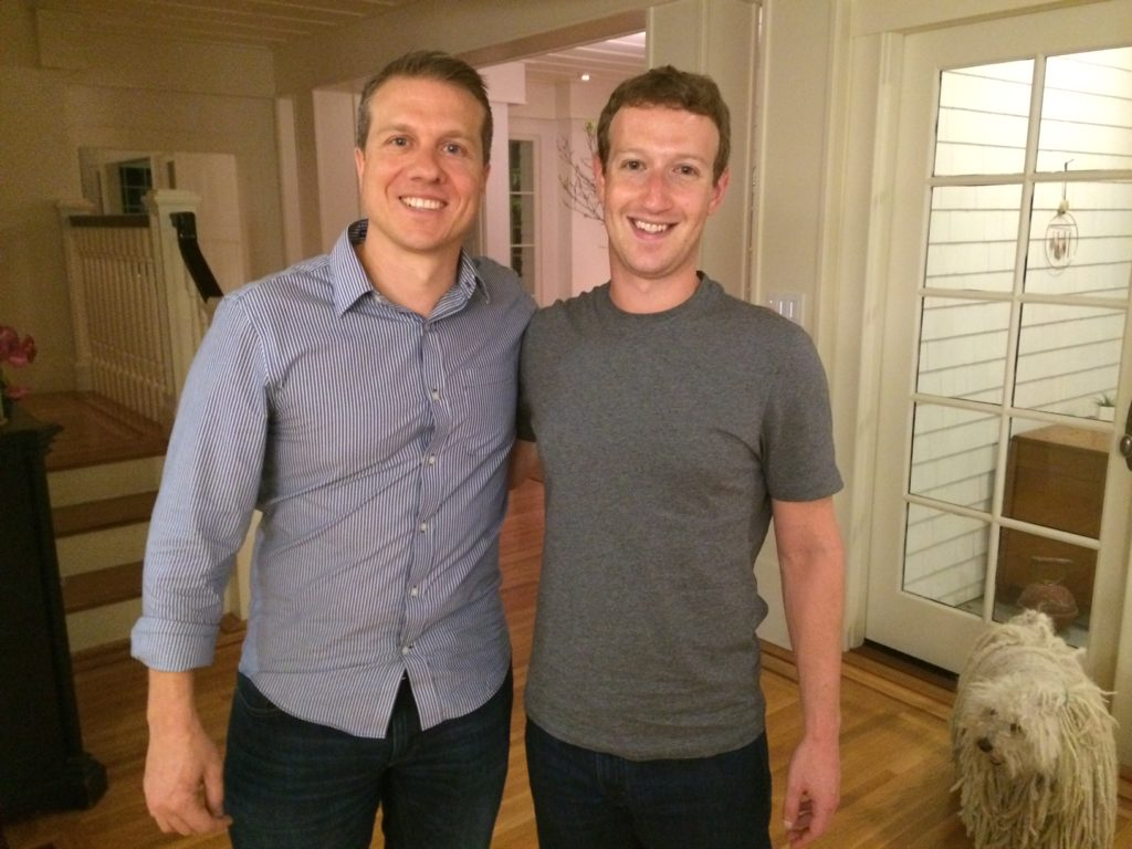 luc levesque mark zuckerberg