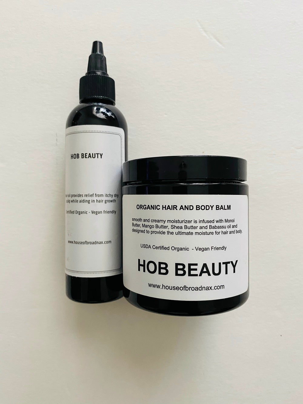 HOB BEAUTY BUNDLE - HOB BRAND
