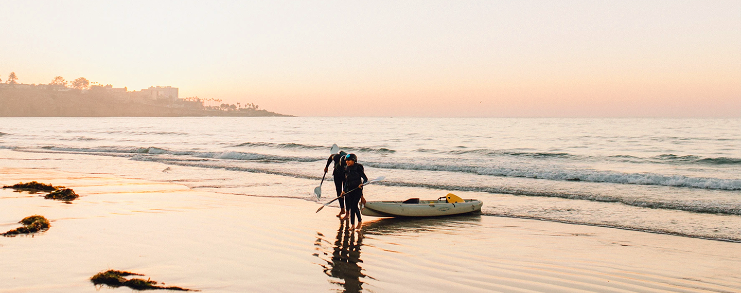 Everyday California provides kayak rentals in La Jolla all year round