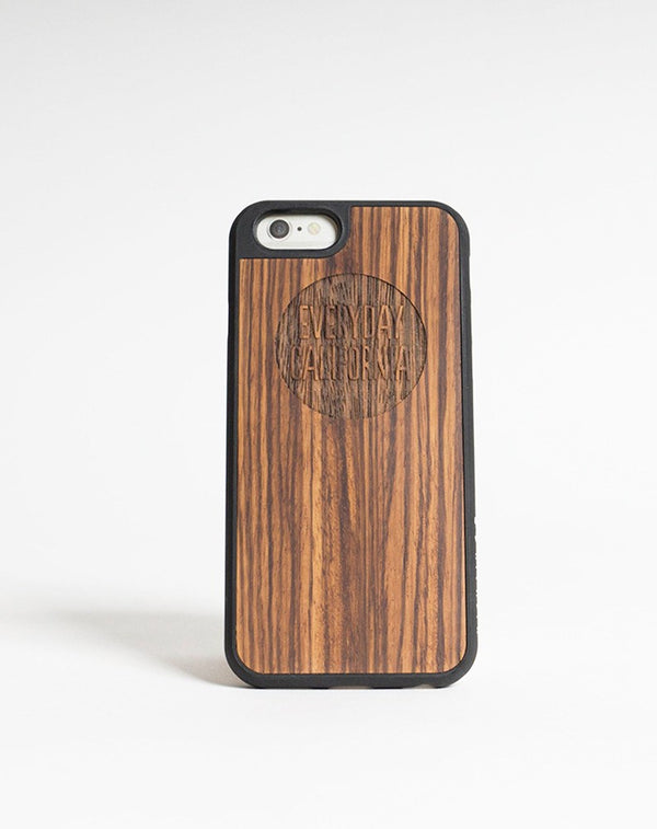 Accessories - Wooden IPhone Case (Dark Walnut)