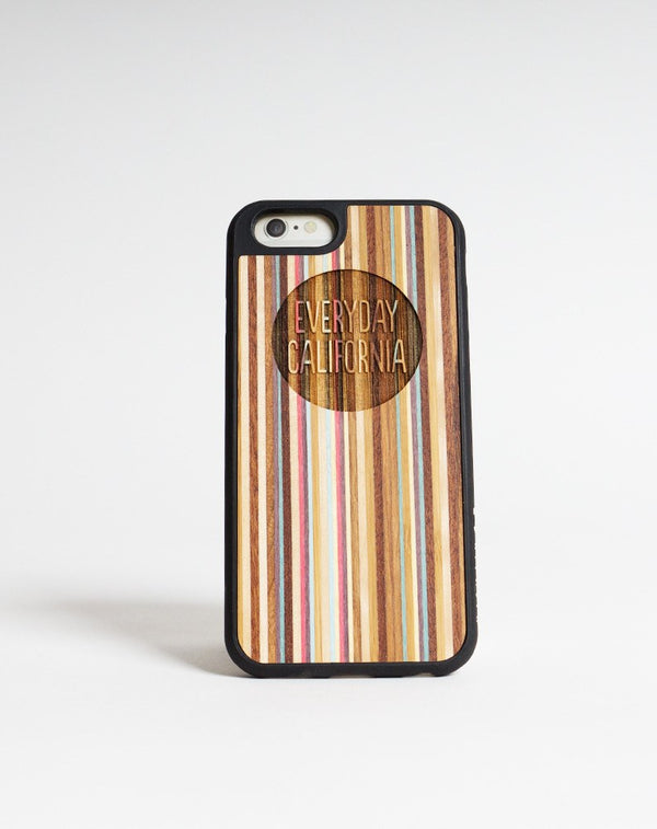 Accessories - Wooden IPhone Case (Skateboard)