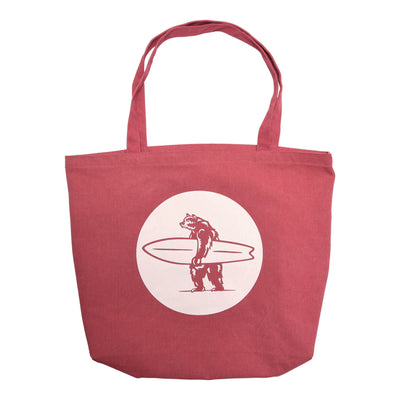 Bags - Nautical Red Tote Bag