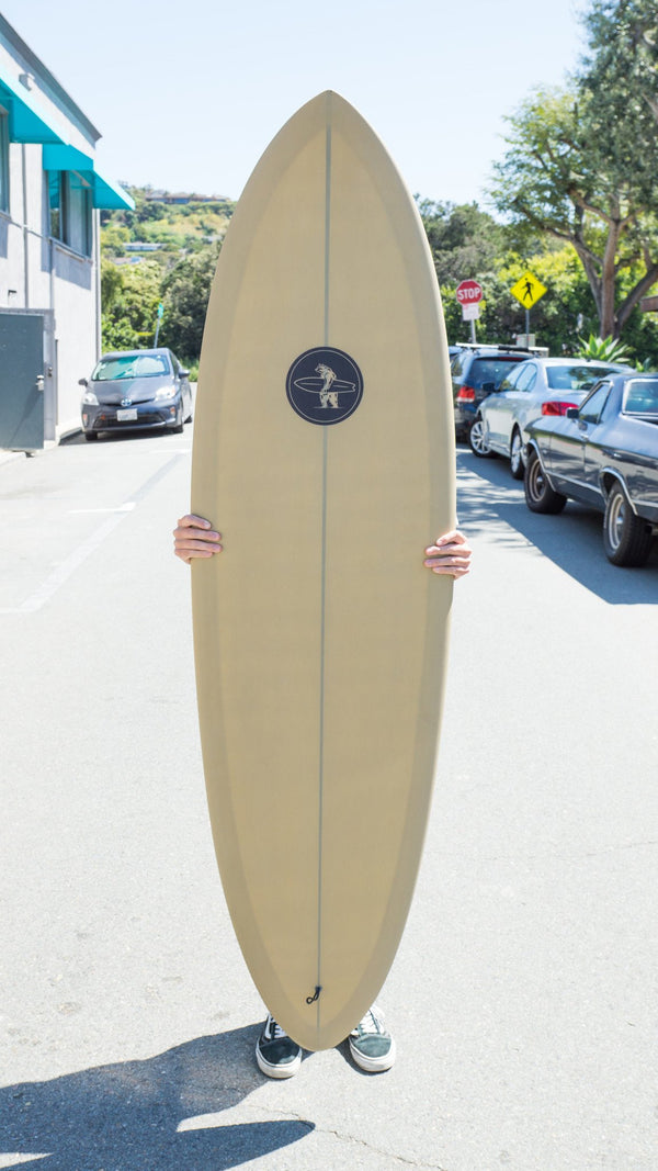 Boards - 6'6 MODERN EGG