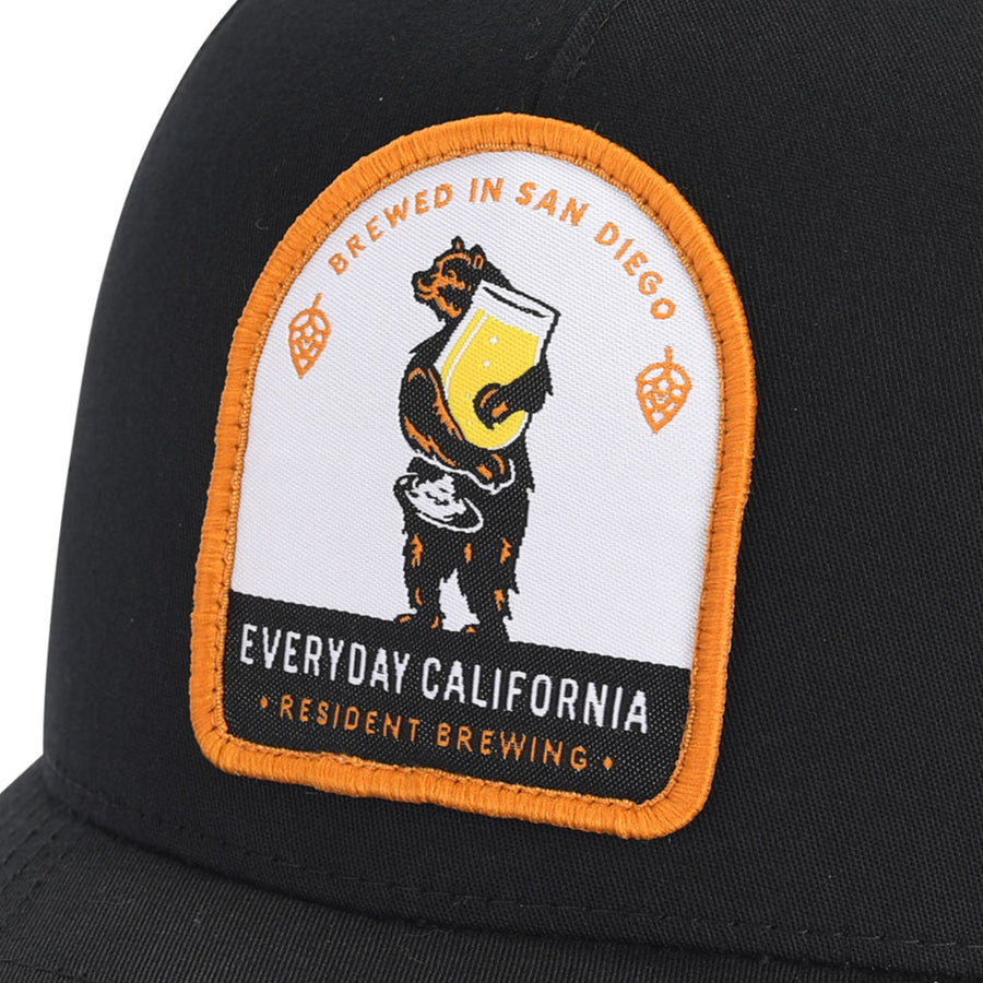 Headwear - Brewski Black Stout