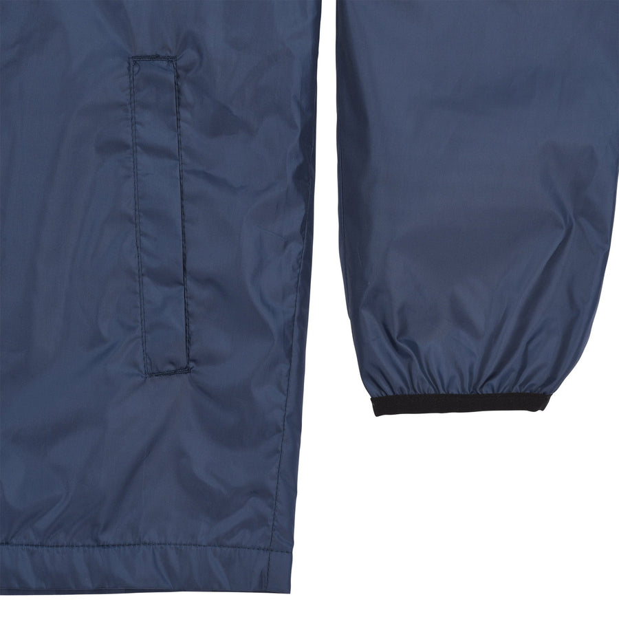 Daybreak Jacket Navy And Black