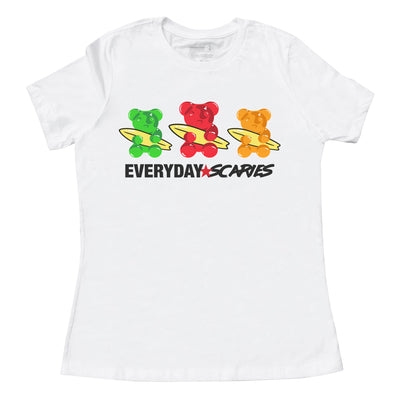 Everyday Scaries Womens Tee