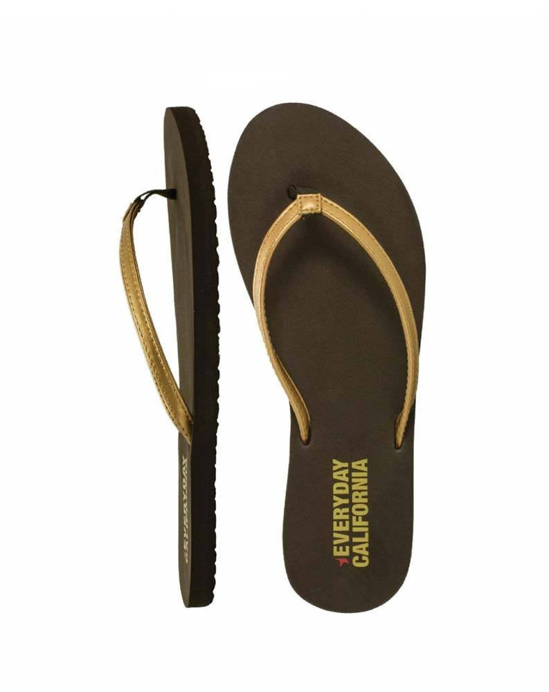 Flip Flops - La Jolla Copper - Women's