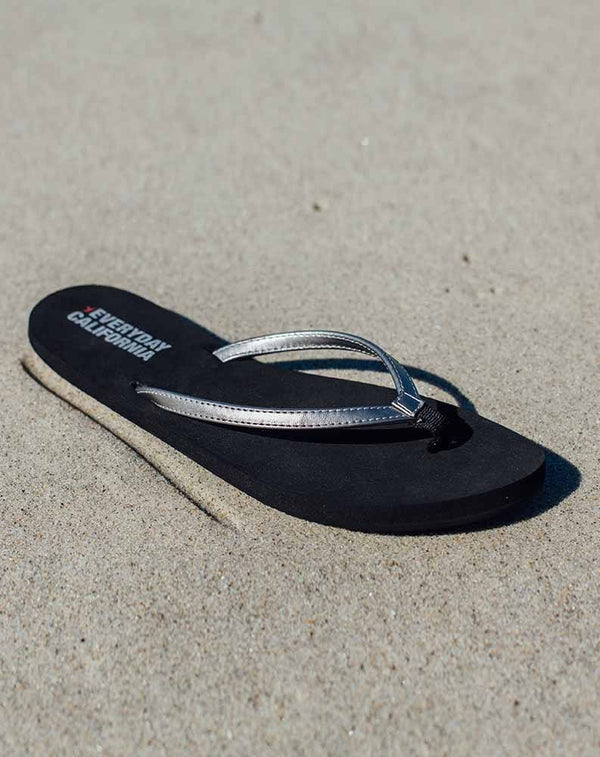 Footware - La Jolla Pewter