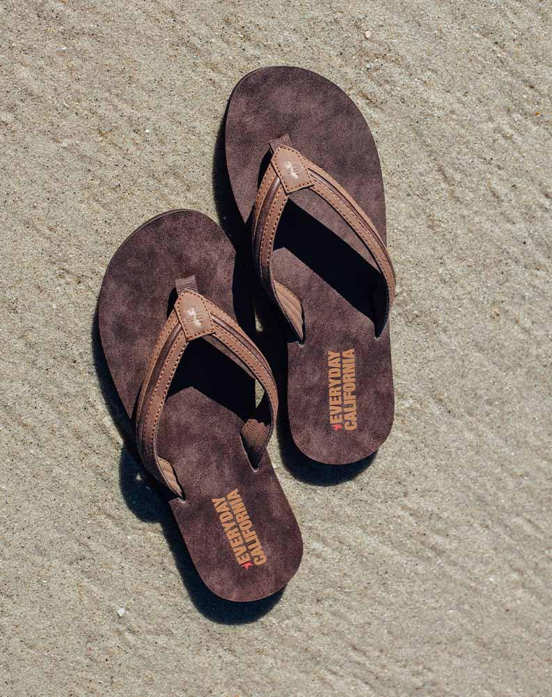 Flip Flops - Solana Chocolate - Women's