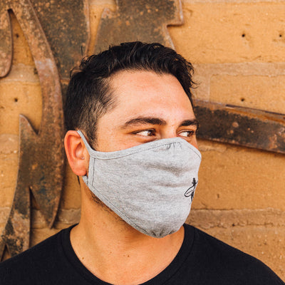 Eco Facemask Grey