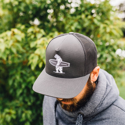 Headwear - Authentic Charcoal