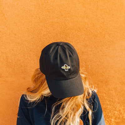 Headwear - Dad Hat Black