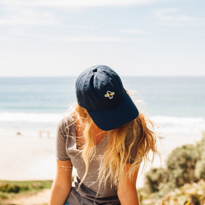 Headwear - Dad Hat Navy