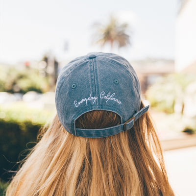 Headwear - Dylan Washed Denim