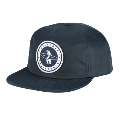 Headwear - Floating Waterproof Snapback Navy