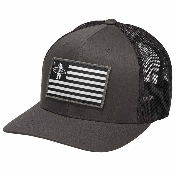 Headwear - Liberty // Charcoal