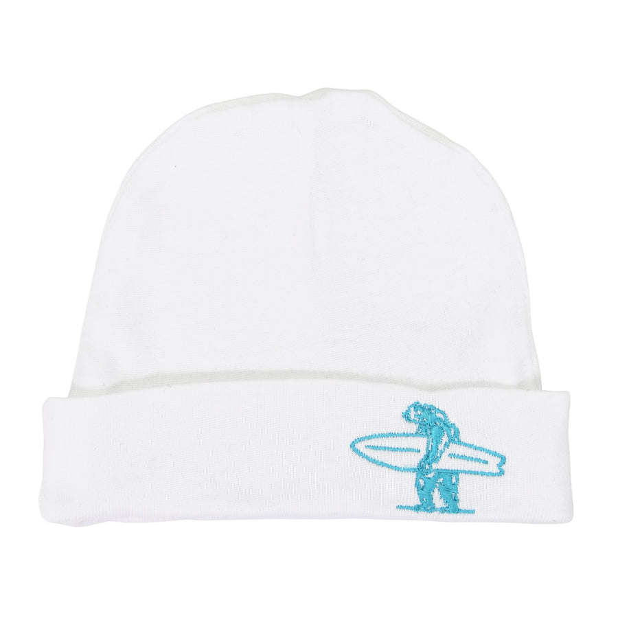 Headwear - Little Bear White