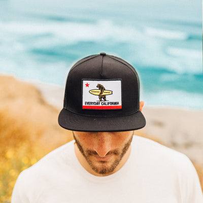 Headwear - Shores Black