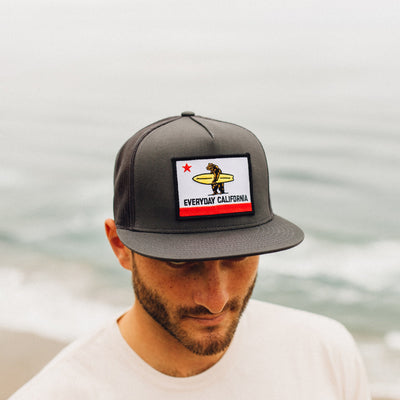 Headwear - Shores Charcoal