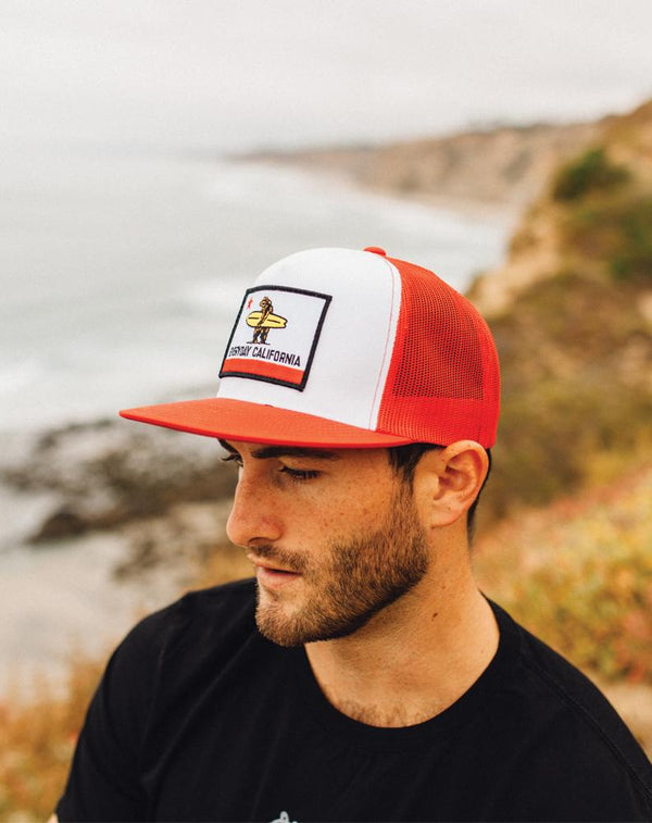 Headwear - Shores Red