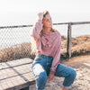 Jackie Cropped Long Sleeve