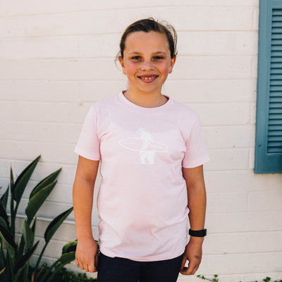 Kid's Shirt - Mini Simply Pink