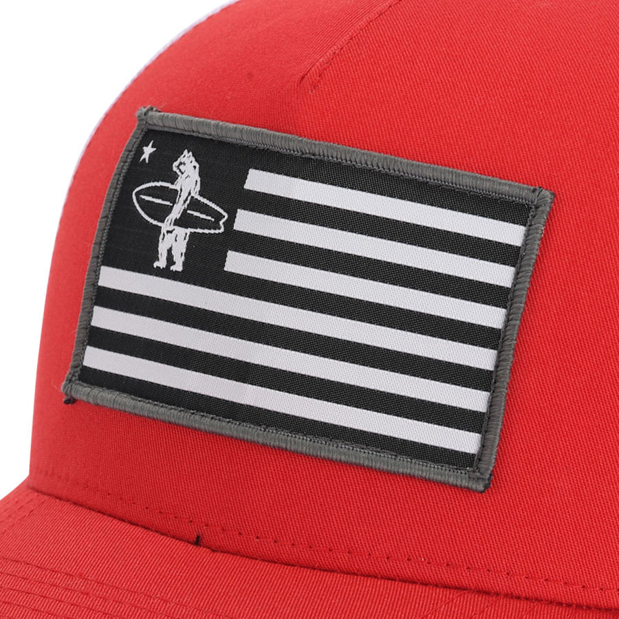 Headwear - Liberty Red