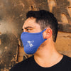 Eco Facemask Blue