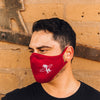 Eco Facemask Red