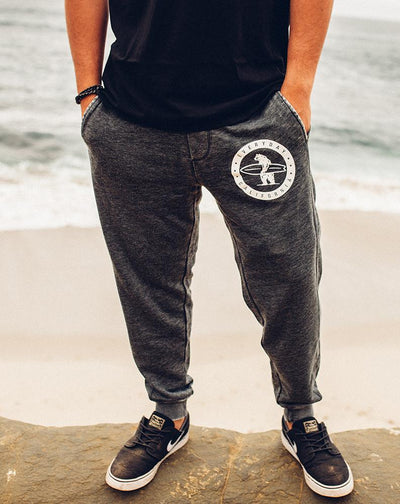 Men's Sweats - Brutus Joggers // Washed Black