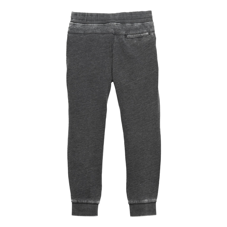 Men's Sweats - Brutus Joggers Washed Black
