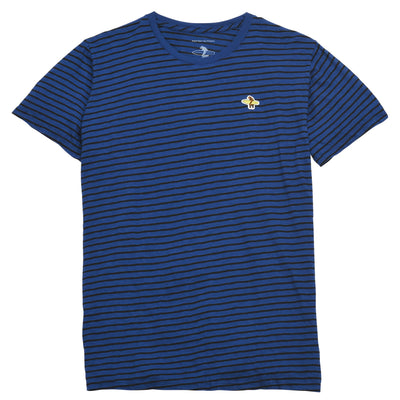 Men's Tees - Basic Black And Navy