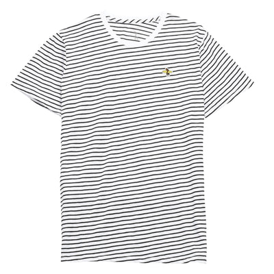 Men's Tees - Basic Black And White