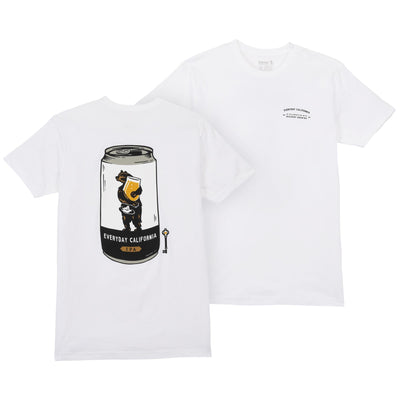 Men's Tees - Brewmaster White