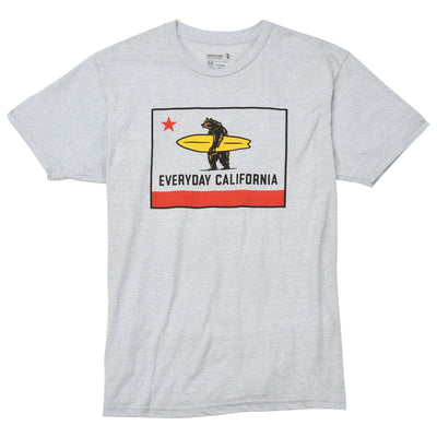 Men's Tees - El Classico Silver Snow