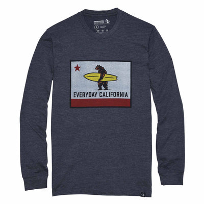 El Classico Midnight Heather Long Sleeve
